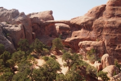 Double O Arch im Arches NP