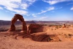 Delicate Arch, das Highlight