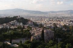 Ein erster Blick auf die Stadt