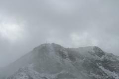 Pirchkogel im Nebel