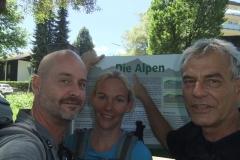 Etappeneinstieg in Garmisch