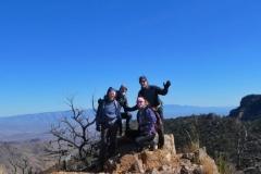 Gipfelglück auf dem Emerald Peak - Foto by ewaldontour
