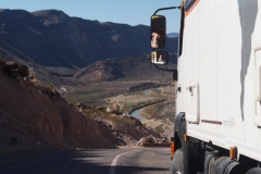 Texas Scenic Road 170  - direkt am Rio Grande