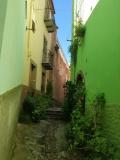 das malerische Städtchen Bosa