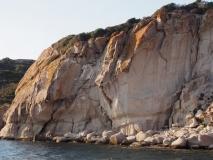 Steilküste bei S'Abba Druche