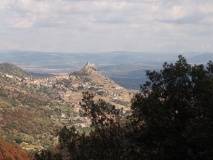 Festung in Bolotana