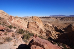 die Burr Trail Switchbacks