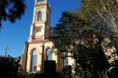 die Unitherian Church in Charleston