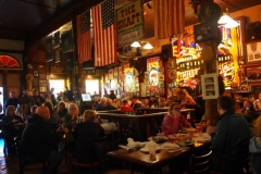 in Big Nose Kate´s Saloon