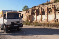 Ingurtosu - ehemaliges Bergbaustädtchen