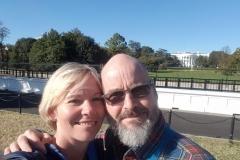 White House Rückansicht