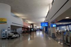 nix los am Flughafen New York