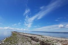 Landzunge Sääre tirp auf Hiiumaa