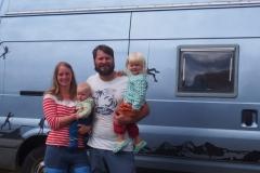 die Sandmänner - Annika, Bene, Tessa und Oskar