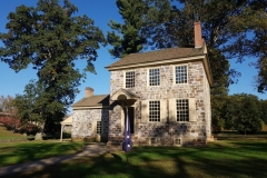 Washington´s Headquarters im Valley Forge