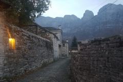 Zagoria-Bergdörfer
