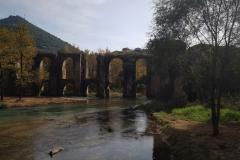 Überreste des römischen Aquädukts