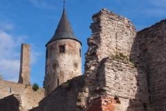 Burg in Haapsalu