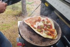 Pizzabäckerei