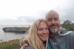 letztes Selfie unserer Ostseeumrundung