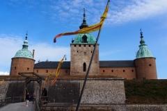 Renaissanceschloss in Kalmar