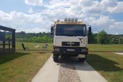 auf dem Kaunas City Camping