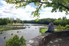 Ventas rumba - der breiteste Wasserfall Europas