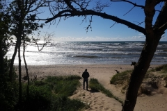 Strand bei Zaki