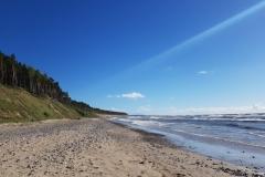 Steilküste bei Zaki