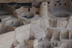 die Cliff Dwellings in Mesa Verde