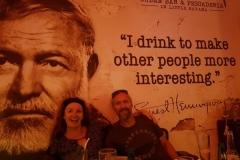 beim Cubaner in der Calle Ocho