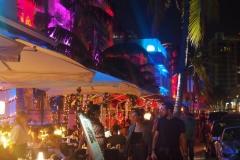 Artdeco-Viertel in Miami Beach