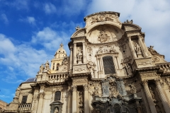 Kathedrale in Murcia