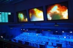 die Kommandozentrale der Mondlandung 1969
