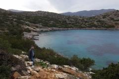 Umwanderung der Halbinsel Kalydon