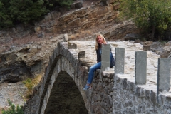 Steinbrücke Ura e Katiut