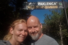 im Nationalpark Paklenica