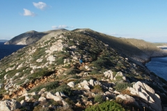 Wanderweg zum Kap Tenaro