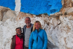 mit Edith & Peter in Nafplion