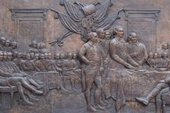 die Unterzeichnung der Unabhängigkeitserklärung