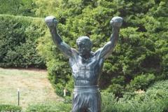 Rocky lebt !