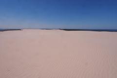 Polens Sahara - Leba