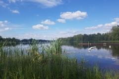 wunderschöner Stellplatz direkt am See