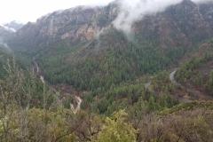 Panoramastraße auf das Colorado-Plateau