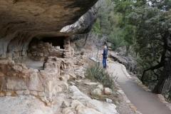 Reste der Cliff Dwellings