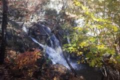 die Dark Hollow Falls
