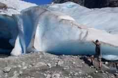 Gletschertor des Kjendalsbreen