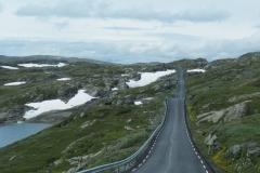 Panoramastraße über das Sognefjell