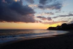 am Strand von Kotsounari