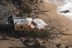 warum stabil bauen? der total verdreckte red beach